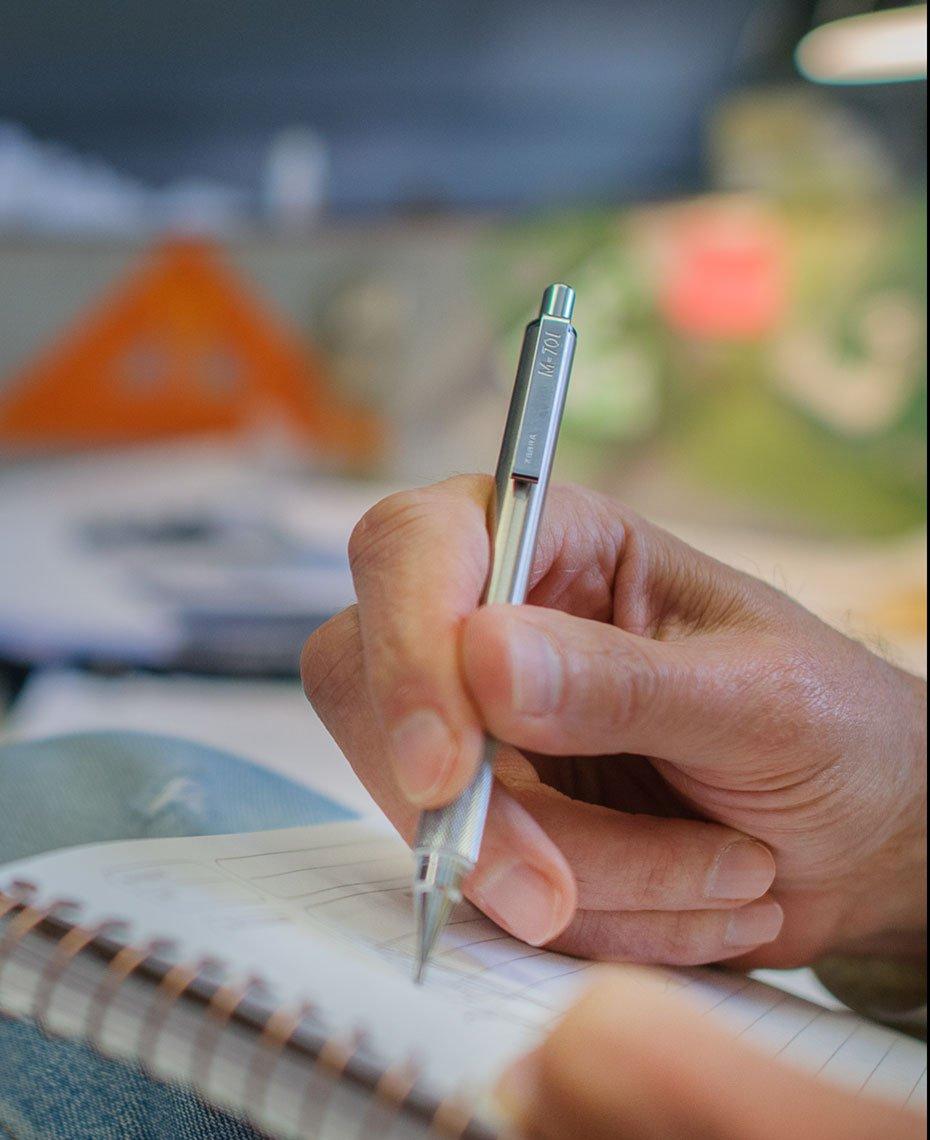mejores portaminas o lapices mecanicos para dibujar