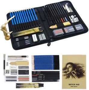 mejores cajas y kit de dibujo para dibujar