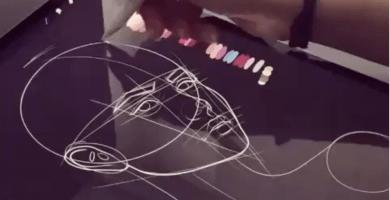 tableta gráfica para dibujar
